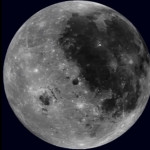 Как се върти Луната